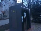 WC-ul din centru Turzii  închiriat cu 125 lei pe zi.  Chiria plătită de API, depășește valoarea unui apartament din oraș