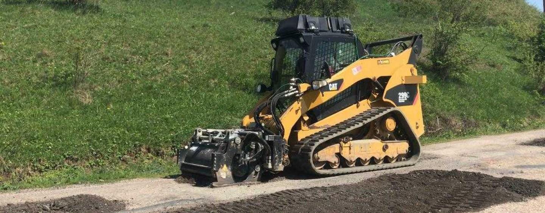 Drumul Viişoara – Frata intră în reparaţii