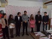 Manager de proiect naţional la 18 ani. O elevă din Turda a coordonat un program de training