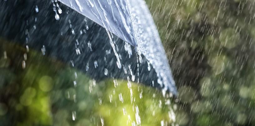 60 de localităţi afectate de ploi. Judeţul Cluj s-a numărat printre acestea