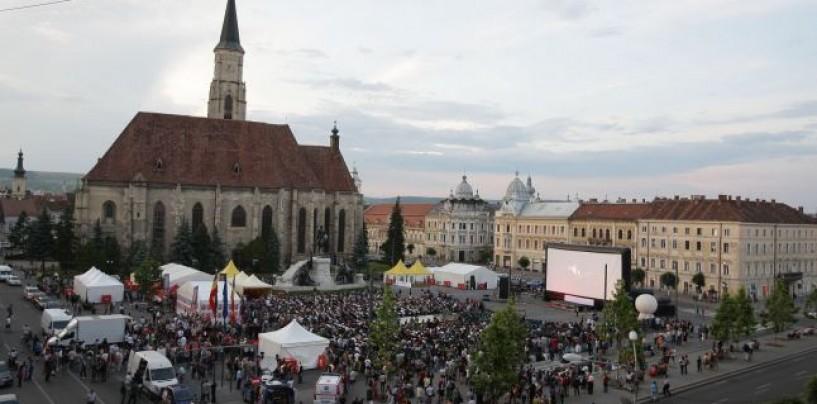 Clujul încearcă sâmbătă să doboare un record mondial
