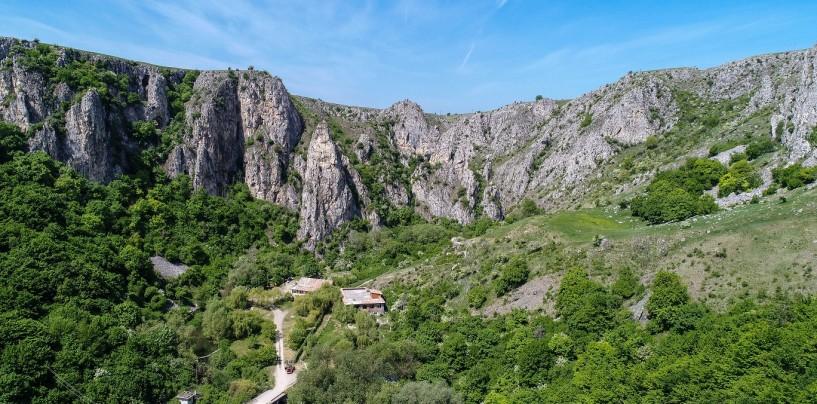 Traseul de vizitare al Cheilor Turenilor va fi inaugurat luni