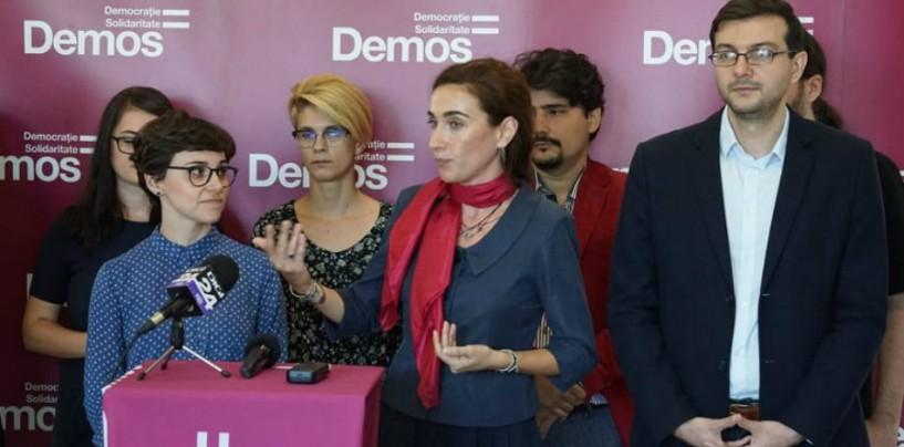 S-a lansat DEMOS, noul  partid de stânga în România. Conducerea, formată din tineri universitari