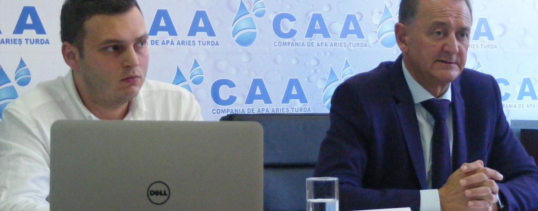 Ultimă oră! Primarul pregătește reinstalarea ginerelui la Compania de Apă pe sub nasul Consiliului Local Turda