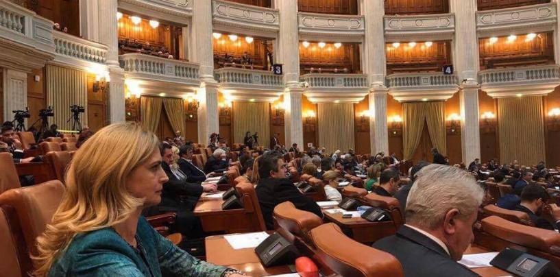 Revoltă în PSD Turda. Cristina Burciu s-a decis să voteze Guvernul Orban