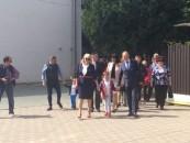 Primarul Cristian Matei a votat la ora 11. Nu a cerut buletine pentru referendum