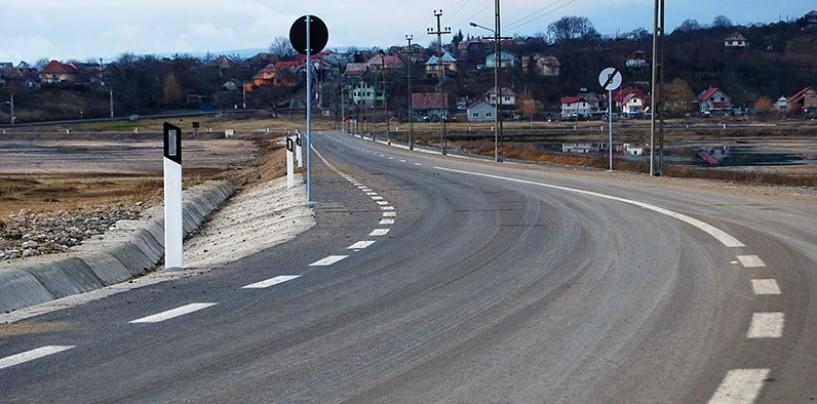 Lucrările la drumurile din Băi, stopate temporar din cauza unor proiectile ne-explodate