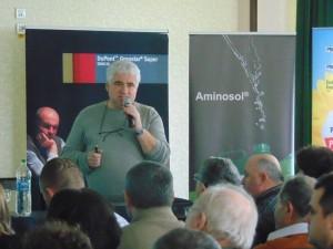 Cercetătorul Adrian Teban, IFS - Field Scientist Romania- Agriculture Division of DowDuPont™ a intrat în USR