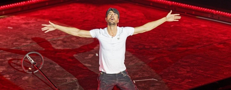 Enrique Iglesias pentru prima dată în Cluj-Napoca. All the HITS LIVE tomna aceasta la BT ARENA