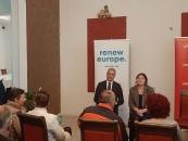 Europarlamentarul Dragoș Pîslaru: Turdenii trebuie să decidă cum se va moderniza orașul