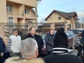 Locuitorii din Primăverii nemulțumiți. Antreprenorii distrug campania electorală a primarului Matei