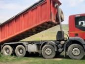 Malul Arieșului va fi consolidat cu deșeuri din construcții, confirmă Apele Române