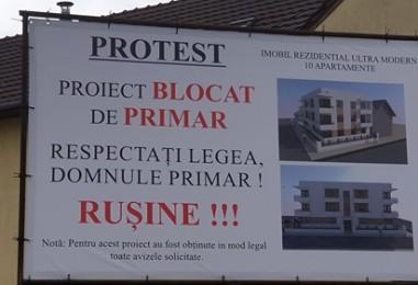 Administrația primarului Lojigan incapabilă să rezolve o cerere de urbanism după o jumătate de an