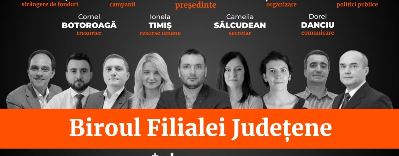 PLUS Cluj are o nouă conducere. Sergiu Hossu este noul președinte al organizației județene