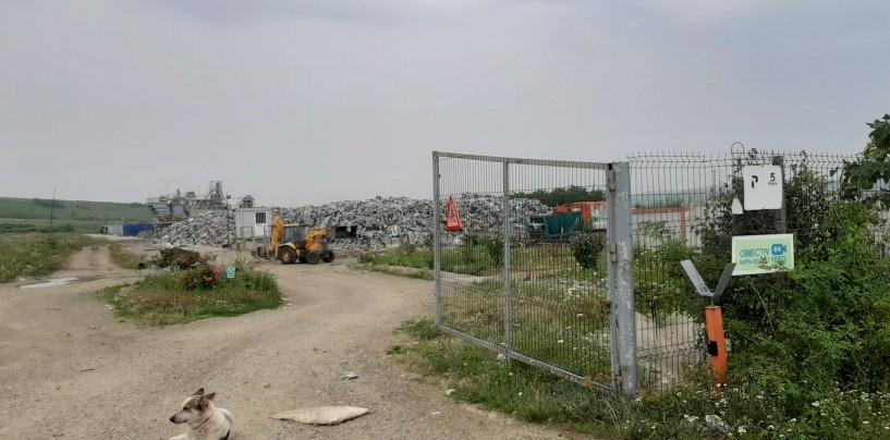 Scumpirea gunoiului. Bomba ecologică de la marginea Turzii