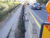 În loc să repare podul au concluzionat că e bun. Acum 4 ani constatau că siguranța circulației e în pericol