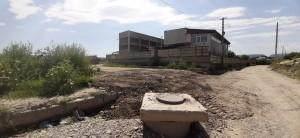 Angajații CAA au lucrat astăzi 5 metri, în Colonia de Ciment.